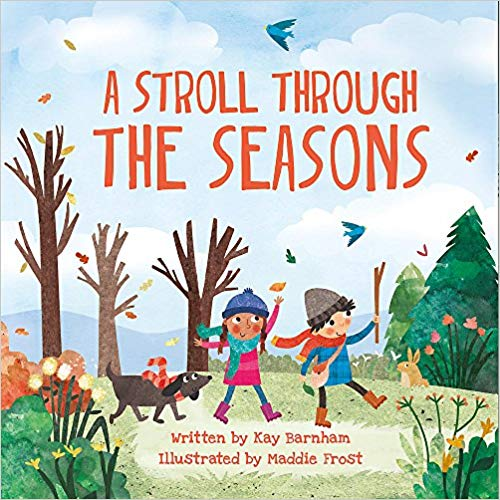 A stroll through the seasons Autumn childrens books to share with your family