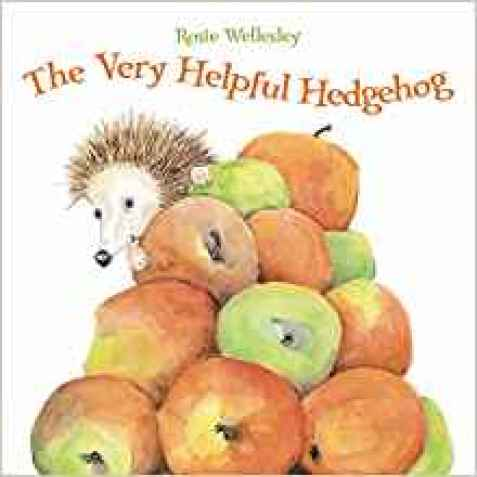 The very helpful hedgehog Autumn childrens books to share with your family