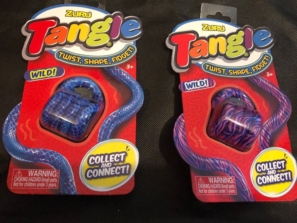Tangle From Zuru Review- The Ultimate Sensory Fidget Toy