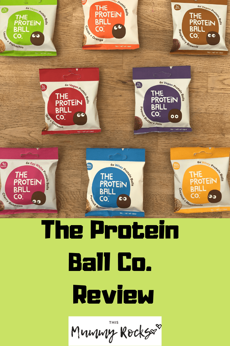the protein ball co. review pin