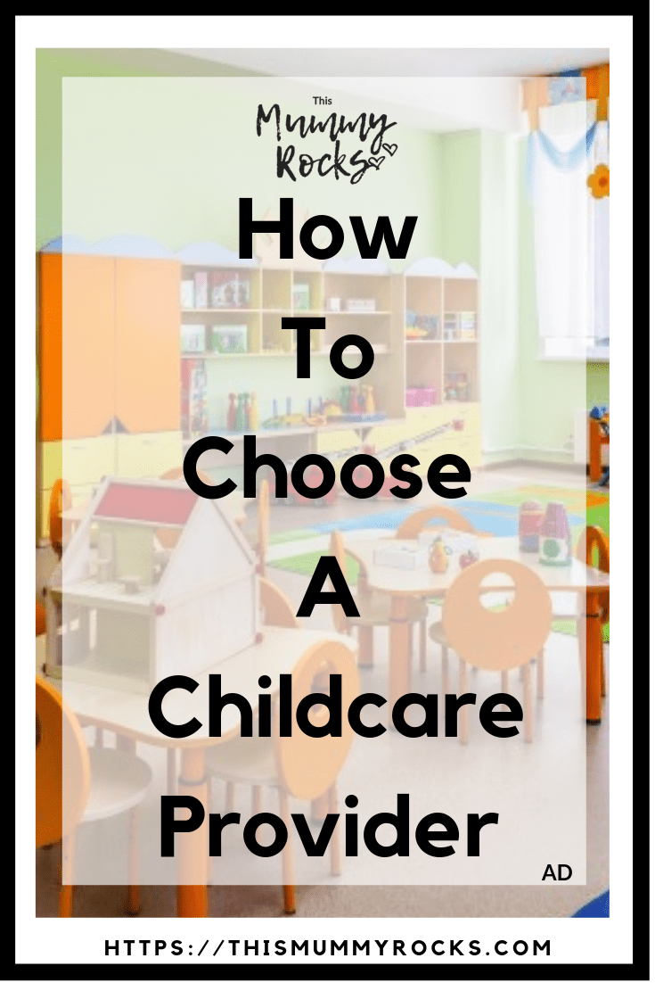 How To Choose A Childcare Provider
