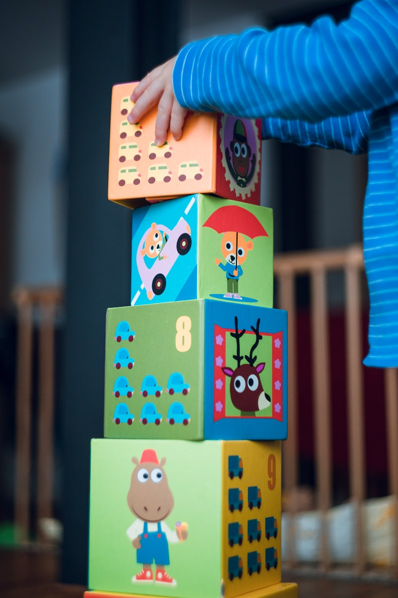 how to choose a childcare provider child playing