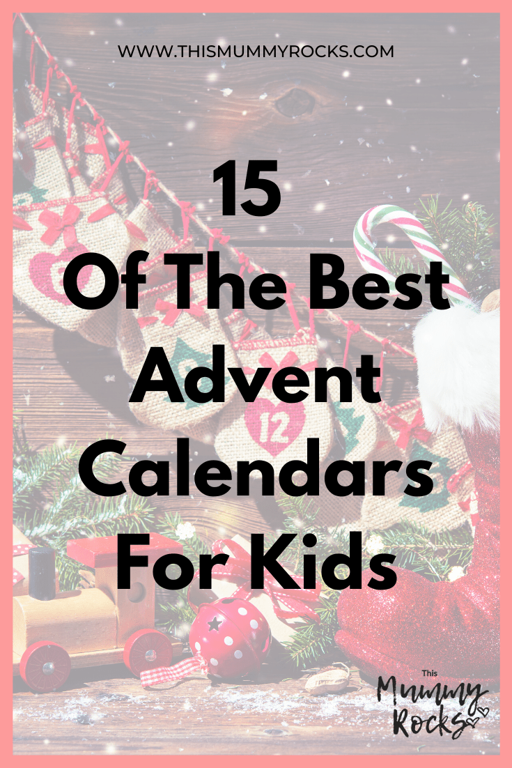15 of the best advent calendars for kids. christmas countdown. advent calendar for kids