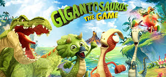 gigantosaurus the game