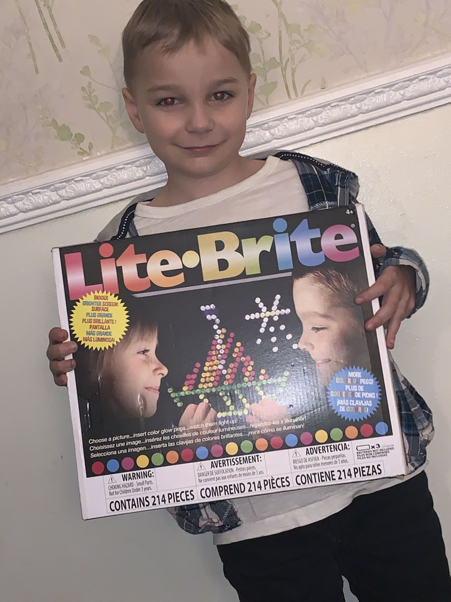 Lite Brite Review :: AD