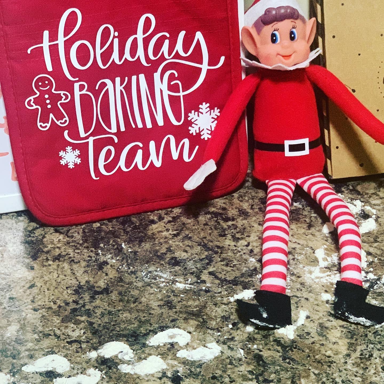 12 Days Of Elf On The Shelf 2020 #AD