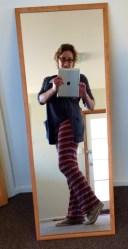Disco party pants stripes This Mum Rocks Seekers Masterton