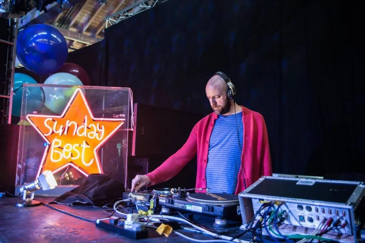 Duncan at LEAF Festival 2015