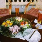 aperitivo alla rosa nautica lima