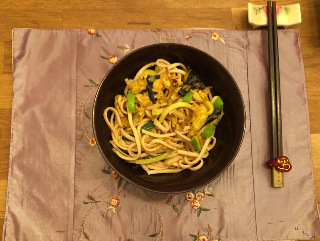 noodles alle verdure