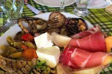 Antipasto ristorante Angoletto