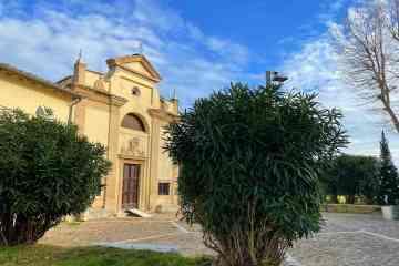 chiesa castelllo di santa severa