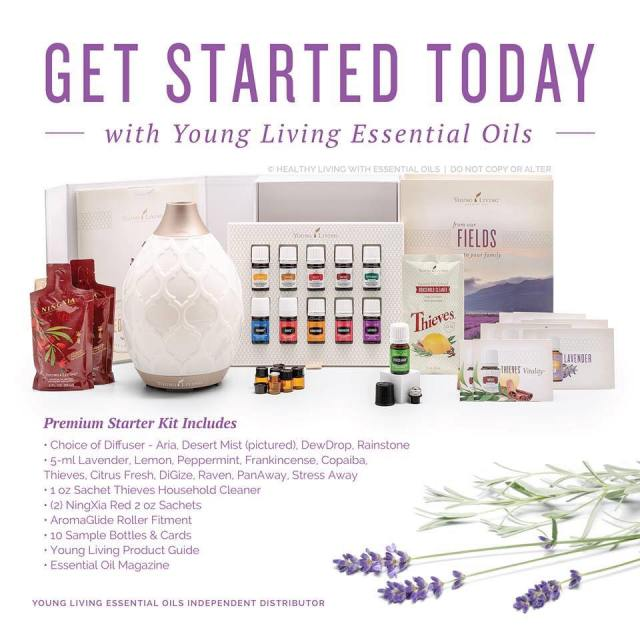 Interested in getting started on a road to toxin-free living? Find out how Young Living essential oils can help you with everything from all natural cleaning to toxin free personal care to overall wellness support!