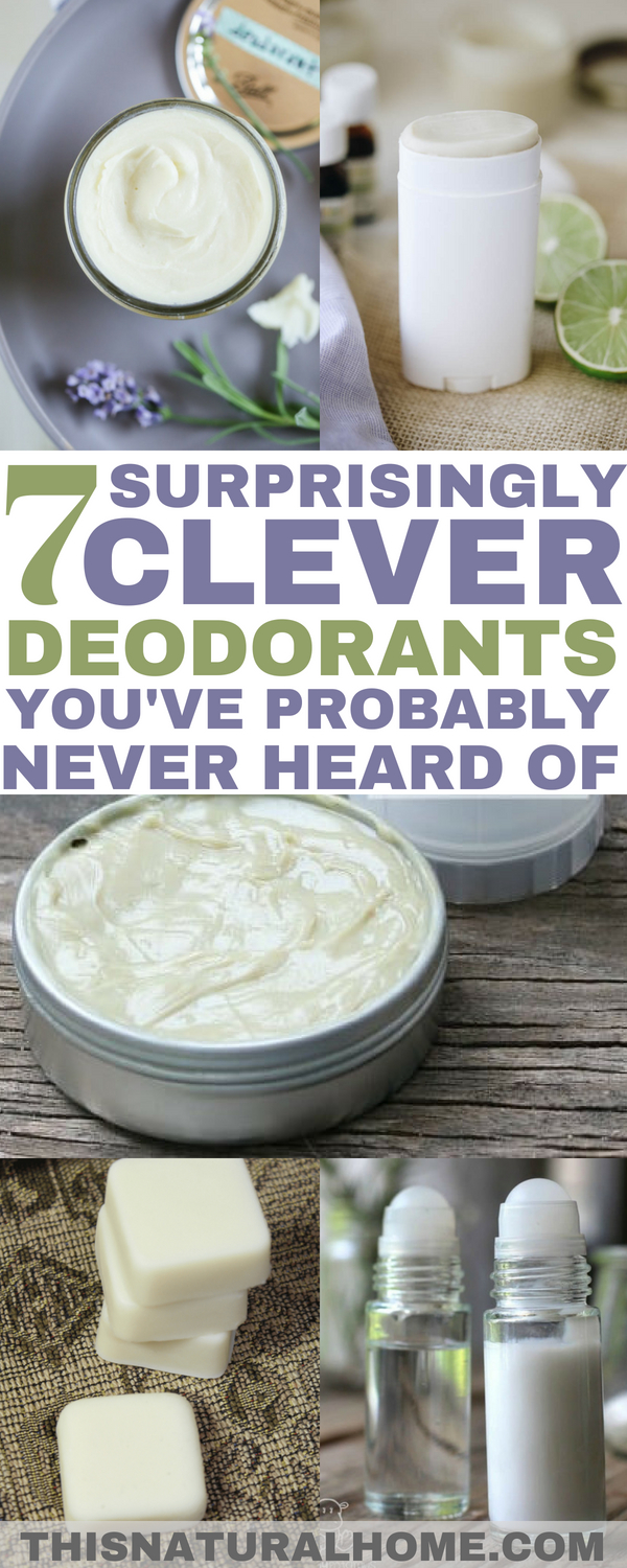 These DIY deodorant options might just surprise you! With a variety of scents, you'll be smelling great in no time!