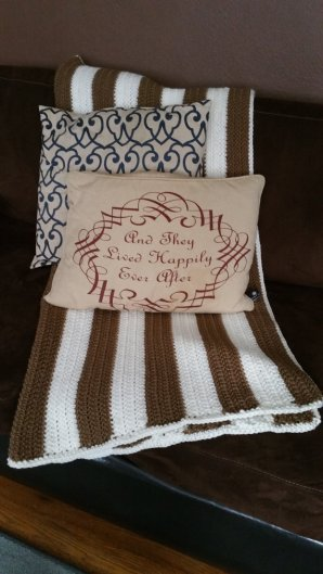 pillow with blanket