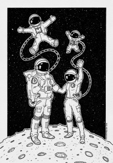 Completed illustration