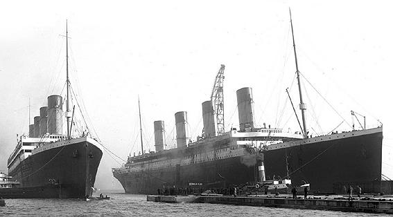 Olympic Titanic Belfast