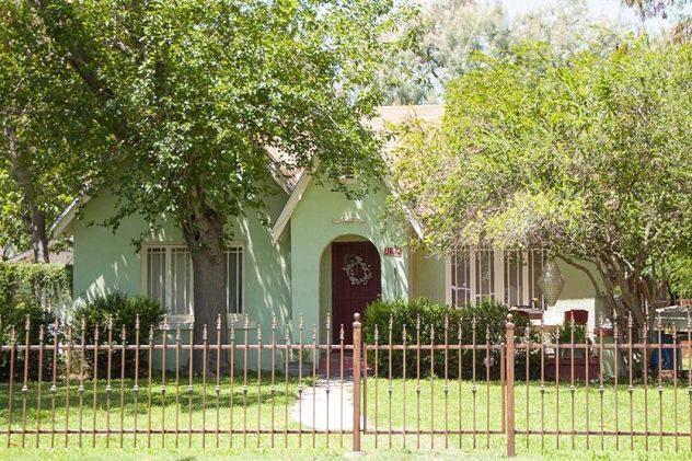 Tudor Revival Home