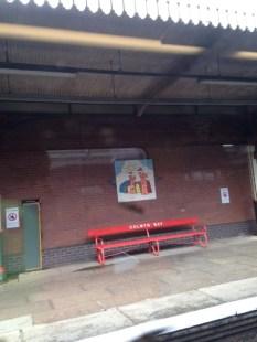 Colwyn Bay Station