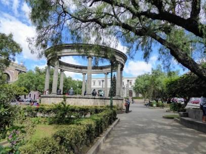 Parque a Centro America