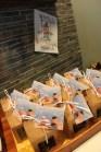 Take home make your own Mr Potato Head cupcakes