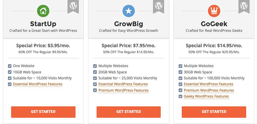 siteground-wordpress-plans
