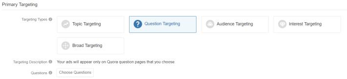 Quora-ads-manager