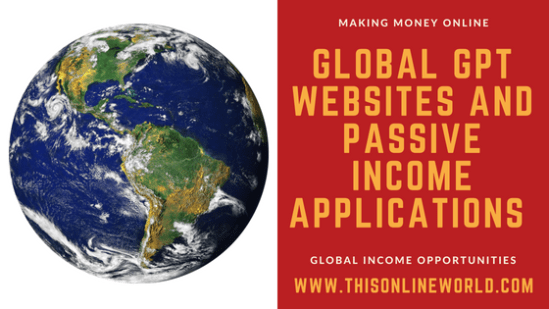 global gpt websites and apps