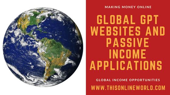 global gpt websites and apps
