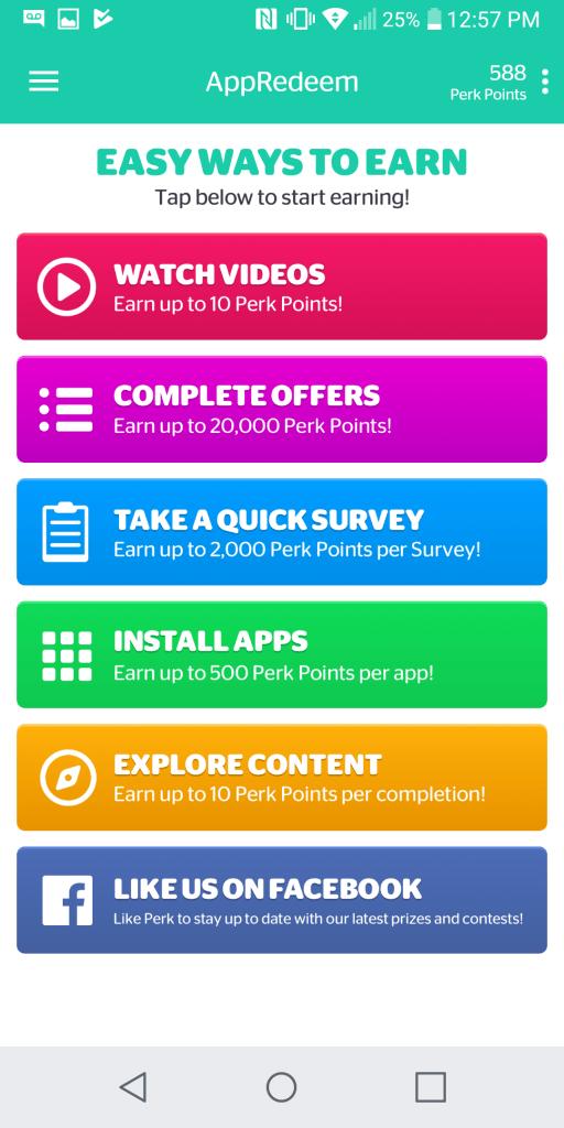 AppRedeem-app