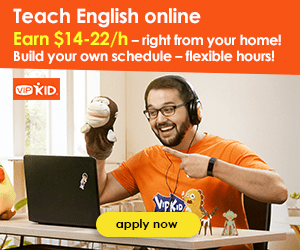 teach English online with VIPKID