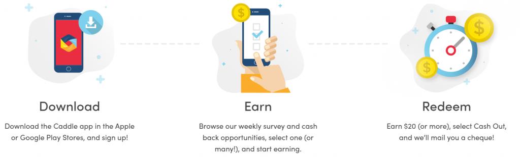 caddle-cashback-app
