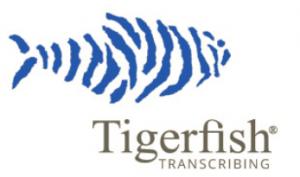 tigerfish-transcription