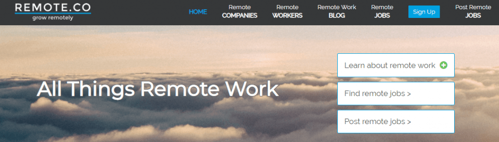 remote-co-freelance-website