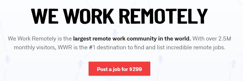 we-work-remotely-job-website