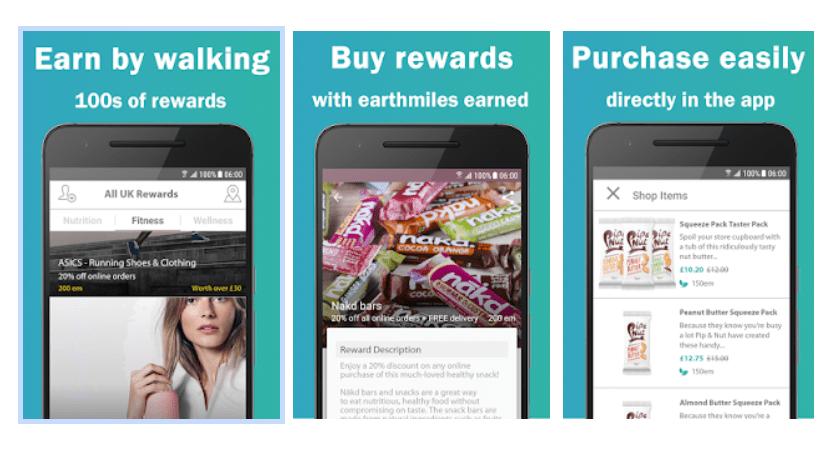 Earthmiles-app