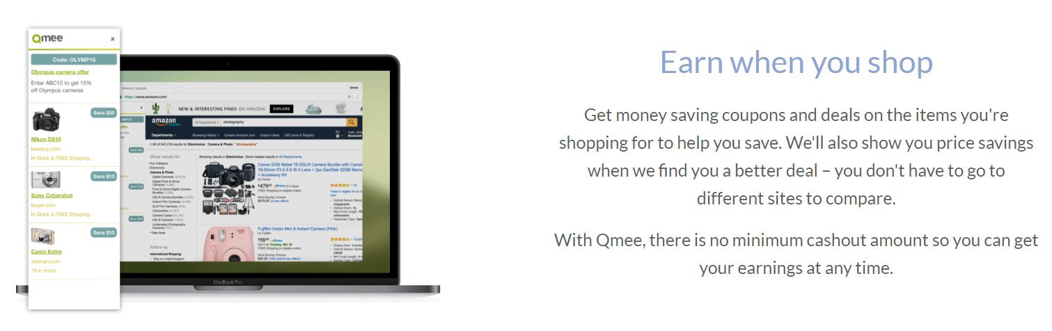 Qmee-extension