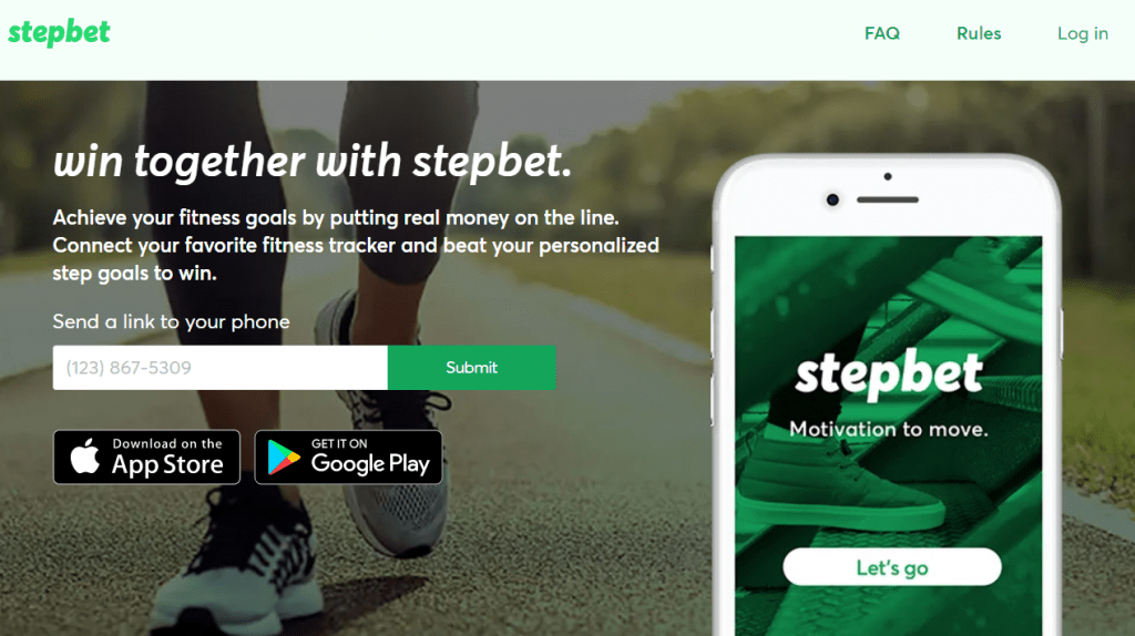 Stepbet-app