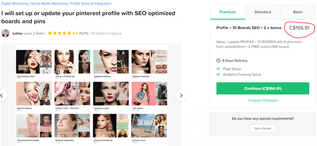 Pinterest-Fiverr-Services