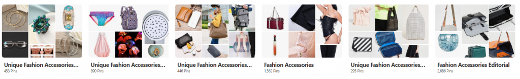 fashion-affiliate-account