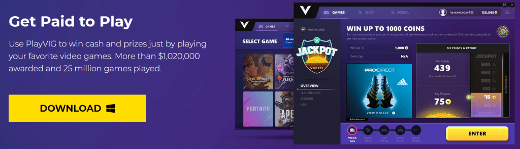 playvig-get-paid-to-game