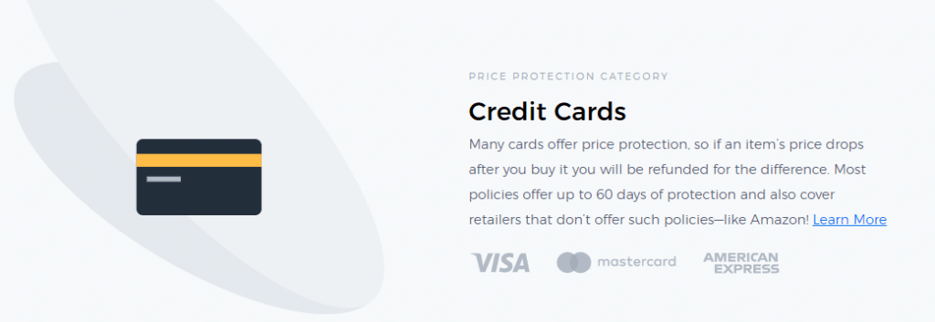 Earny-credit-card-price-protection