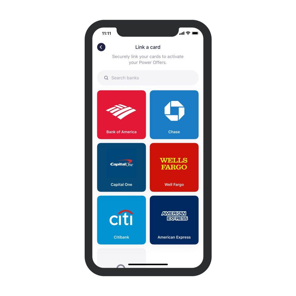 Drop App - Card Linking