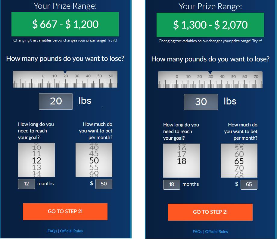HealthyWage-calculator