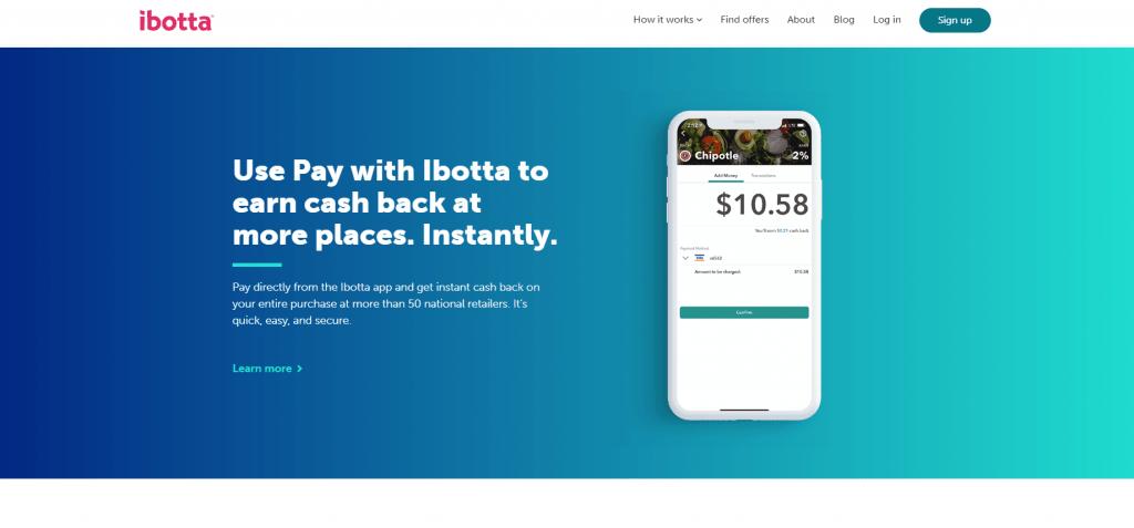 Ibotta App