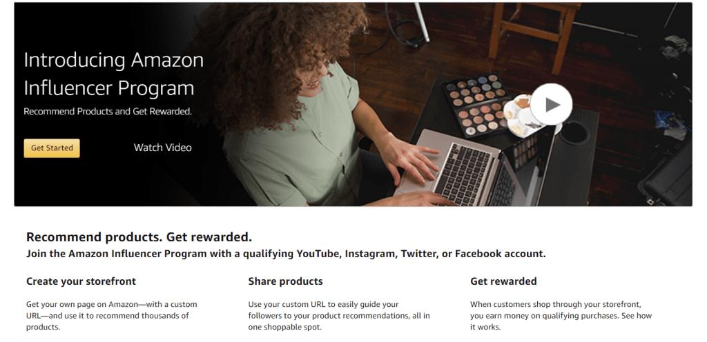 Amazon-influencer-program