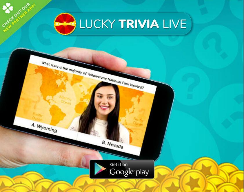 Lucktastic-Trivia