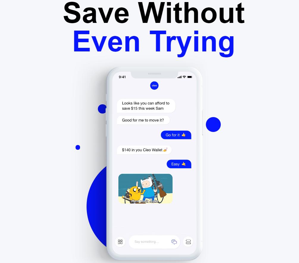 Saving-Money-With-Cleo
