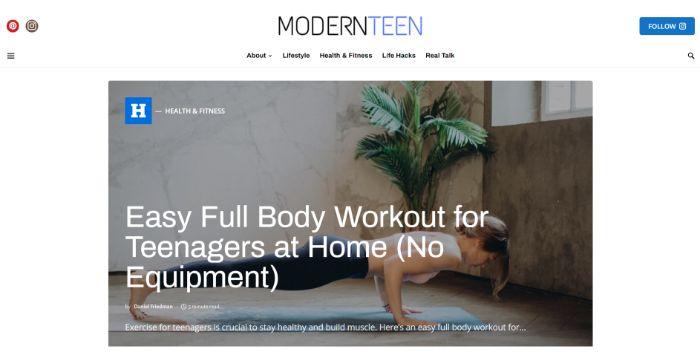 ModernTeen