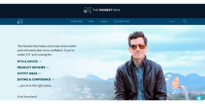 Modest-Man